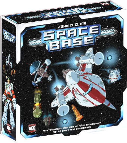 Space Base (2018)