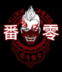 Survivalism - 2XLARGE Turn Zero Games shirts