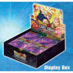 Dragon Ball Super - Rise of the Unison Warrior Box