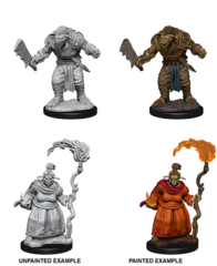 Pathfinder Deep Cuts Unpainted Miniaturess: Bugbears