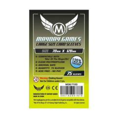 Mayday Game Sleeves 75ct - 70 x 120