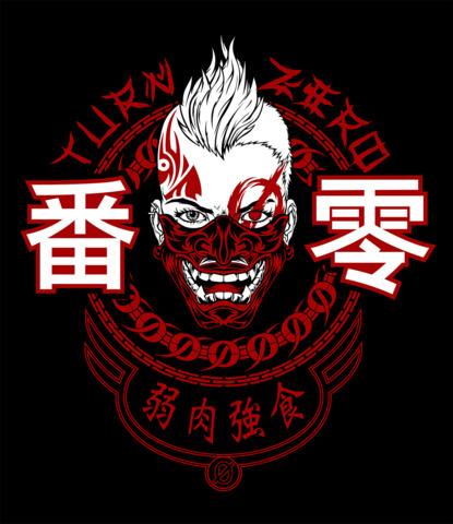 TZG Shirt - Survivalism Grey - M