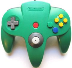 Green Relish Official N64 Controller