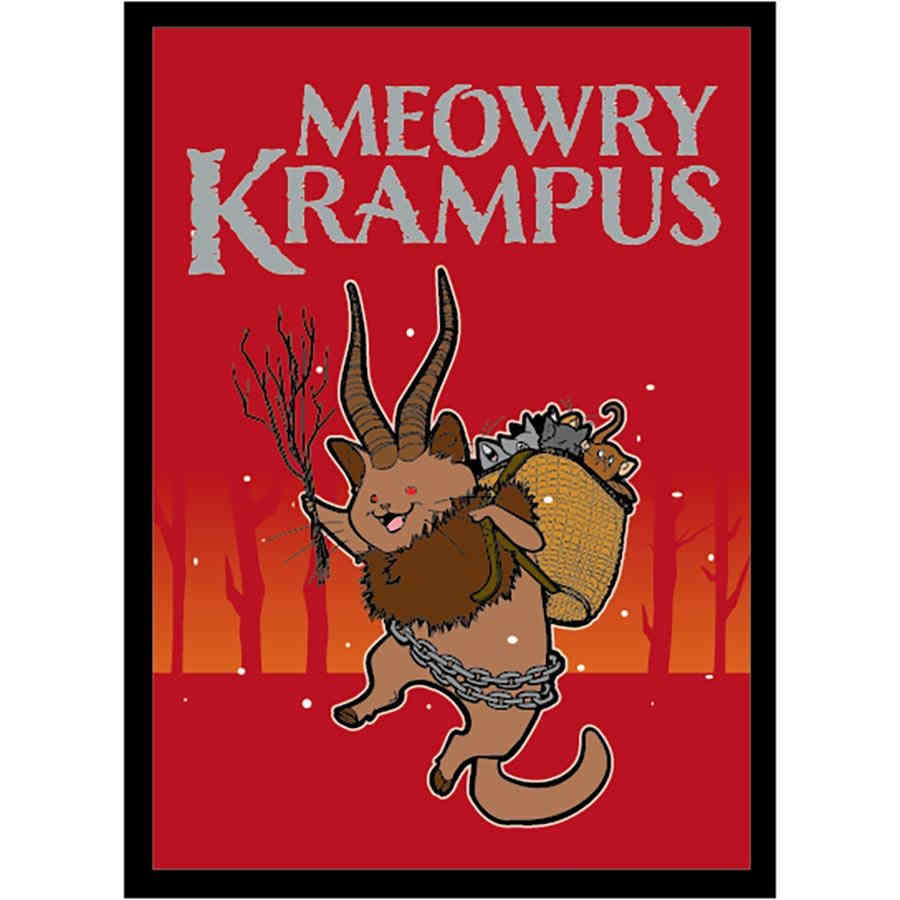 Legion Meowry Krampus Sleeves