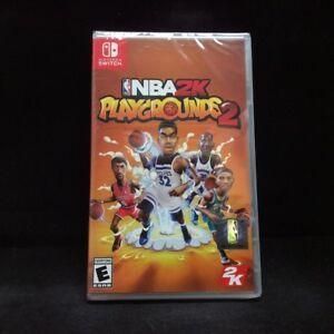 NBA2K Playgrounds 2