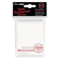 Ultra Pro Solid 50ct White