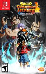 Suepr Dragonball Heroes World Mission