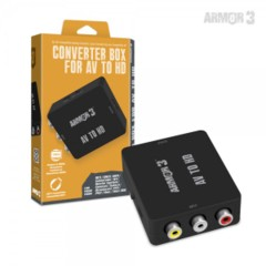 Nuscope Converter Box For AV to HD