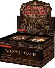 Flesh and Blood Welcome to Rathe UNL Booster Box
