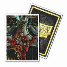 Dragon Shield Matte Emperor Scion