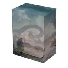 LEGION DECK BOX: LANDS - SWAMPS