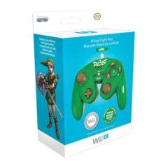 Link Wii U/Wii Wired Fight Pad