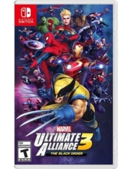 Marvel Ultimate Alliance 3 Black Order