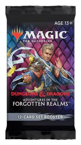 Forgotten Realms Set Booster Pack