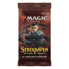 Strixhaven Draft Booster Pack