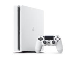 Playstation 4 Slim 500GB (White)