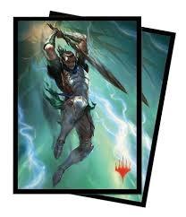 Gideon Blackblade UP Sleeves (100ct)