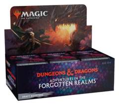 Adventures in Forgotten Realms Booster Box
