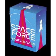 Space Force Mars Awaits Deckbox