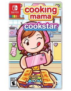 Cooking Mama Cookstar