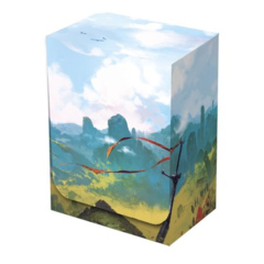 LEGION DECK BOX: LANDS - PLAINS