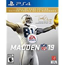 Madden 2019 Hall of Fame