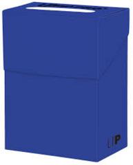 Ultra Pro Solid Blue 80ct Deck Box