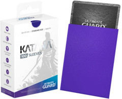 Katana Sleeves 100ct - Blue