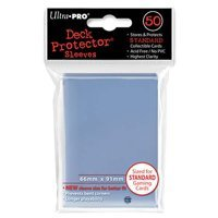 Ultra Pro Solid 50ct Clear