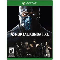 Mortal Kombat XL (On Disc)