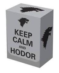 Legion Deck Box Hodor
