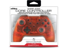 Nyko Wireless Switch Controller Red