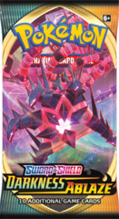 Sword & Shield Darkness Ablaze Booster Pack