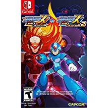 Mega Man X Legacy Collection + Mega Man X Legacy Collection 2