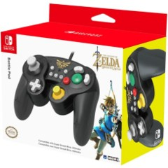 Hori Nintendo Switch Wired Gamecube Zelda Controller