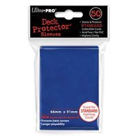 Ultra Pro Solid 50ct Blue