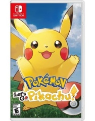Pokemon Let's Go Pikachu Bundle