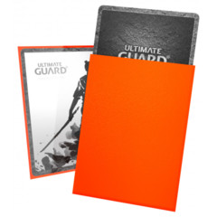 Katana Sleeves 100ct - Orange