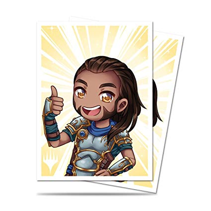 Ultra Pro Chibi Gideon 100ct Sleeves