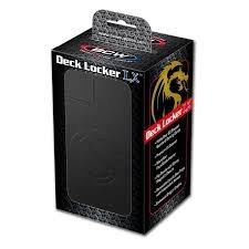 Deck Locker LX Black