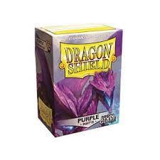 Dragon Shield Matte Purple (Non-Glare)