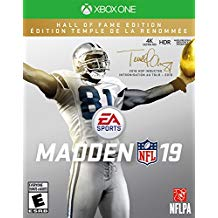 Madden 19 Hall of Fame Edition