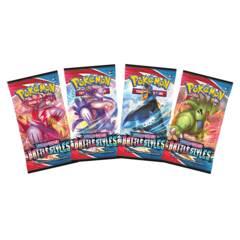 Pokemon Battle Styles Booster Pack