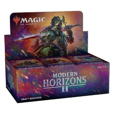 Modern Horizons 2 Draft Box