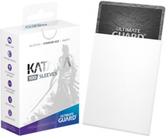 Katana Sleeves 100ct - White