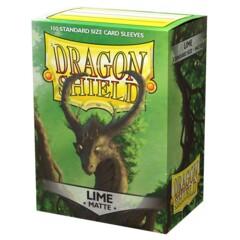 Dragon Shield Matte Lime
