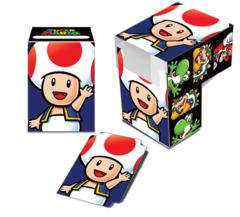 Ultra Pro Deck Box Toad