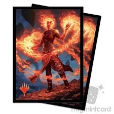Ultra Pro Chandra Inferno 100ct Sleeves