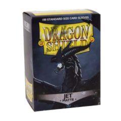 Dragon Shield Matte 100ct Jet