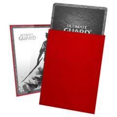 Katana Sleeves 100ct - Red